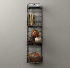 Wall Storage & Shelving   RH Baby & Child