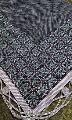 Embroidery Patterns, Cross Stitch Patterns, Bargello, Diy Crafts, Hemline, Table Linens, Needlepoint Patterns, Make Your Own, Homemade
