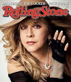 Stevie Nicks Reveals 'I Was the Worst Drug Addict'
