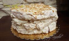 Tort bezowy Rafaello