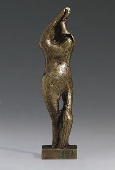"""""""Standing Woman""""  Henry Moore"""