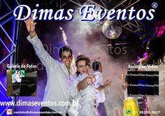 Para animar sua festa, Dimas Eventos. Veja na Revista Novas Noivas: www.revistanovasnoivas.blogspot.com