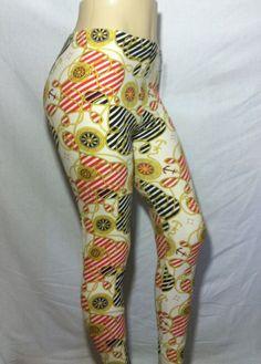 Compass Print Leggings by Cali West Boutique #Leggings #PrintLeggings #SpringFashion #Fashion #Trendy http://www.caliwestboutique.com/compass-print-spring-leggings-by-cali-west-boutique/