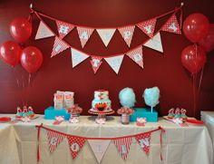 "Photo 1 of 9: Carnival, Elmo / Birthday ""Carnival Elmo!"" | Catch My Party"
