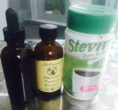 Potentially Save Hundreds - Make Your Own Liquid Stevia - Fit Tip Daily