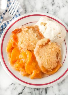 Cobbler may be the best reason to turn on the stove in the summer. Jammy fruit, crisp and buttery topping — all you need is a scoop of ice cream.This particular cobbler might just be the easiest I've …