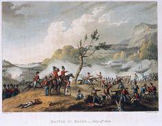 Battle of Maida, 4 July 1806