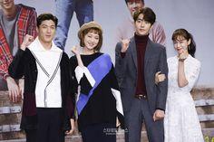 Weightlifting Fairy Kim Bok Joo cast