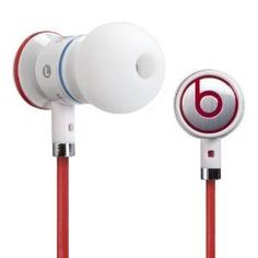 Beats Dr. Dre urBeats 2 3-Button In Ear Headphones Frustration Free Packaging - Gloss White