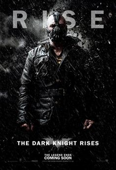 The Dark Knight Rises character poster #1