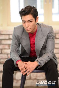 T.O.P [Choi Seung Hyun] Interview Photos for 'Tazza 2