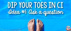 Dip your toes in CI: Read together - The Comprehensible Classroom The Power Of Reading, World Language Classroom, Kind Of Text, French For Beginners, Spanish Teaching Resources, Why Read, French Education, Shared Reading, First Language