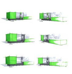 Peschkedesign — Strategische Vision - Engel Duo Interface Design, Industrial Machine, Industrial Design Sketch, Communication Design, Machine Tools, Machine Design, Technical Drawing, Sketch Design, Ui Ux