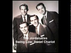 Tennessee Ernie Ford Swing Low Sweet Chariot