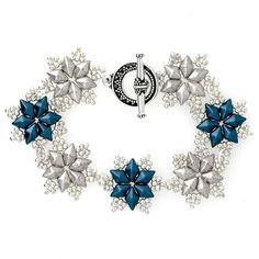 Crystal Cascade Bracelet