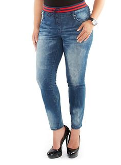 Drop Crotch Jeans Womens