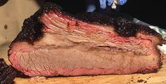BBQ Brisket Recipe - Aaron Franklin's Brisket Recipe The secret I learned about BBQ brisket is; Aaron Franklin is a BBQ Pitmaster that has ruled the kingdom of brisket in Austin, TX for many years and here's his recipe. Franklin Bbq Brisket, Texas Brisket, Brisket Rub, Smoked Beef Brisket, Brisket Meat, Smoked Ribs, Beef Brisket Recipes, Grilling Recipes, Campfire Recipes