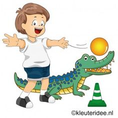 Gymles voor kleuters thema dierentuin, kijk voor deze les en heel veel andere gymlessen op kleuteridee Jungle Party, Roald Dahl, Pre School, Bowser, Safari, Activities, Kids, Fictional Characters, Animals