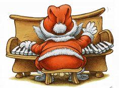 Immagine Feste natalizie per gli auguri di Natale e Capodanno 2015