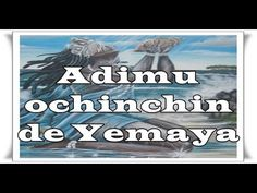 A Yemaya se le ofrece como adimu ochinchin de Yemaya