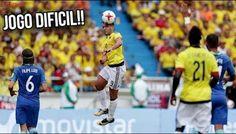 Colômbia 1 x 1 Brasil - Melhores Momentos (HD) - Eliminatórias 2017