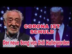 #DidiHallervorden in seinem Element - der neue #C-Song - YouTube