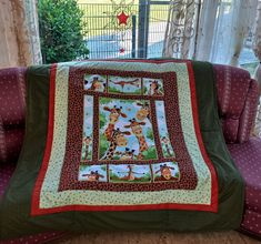 Quilts, Etsy, Blanket, Crochet, Data Processing, Blue Brown, Back Stitch, Round Round, Quilt Sets