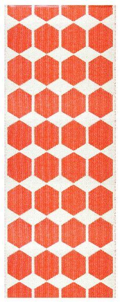vinylový koberec Anna Red - 70 x 200 cm | Položka katalogu | Selbrekka