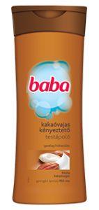 Baba Kakaóvaj Testápoló Personal Care, Bottle, Personal Hygiene, Flask, Jars