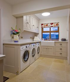 Bespoke units incorporate numerous appliances