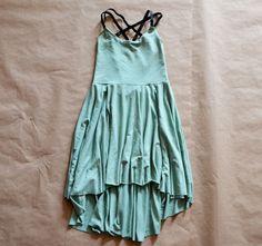Twirling Cascade Dress by CauliflowerKids on Etsy