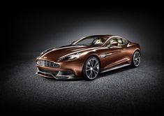 Aston Martin 2014 AM 310 Vanquish