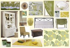 *Lovely Clusters - The Pretty Blog: Inspiration: Interior Design Boards