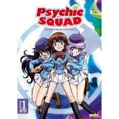Psychic Squad Collection 1 (DVD)  http://www.picter.org/?p=B0079K4WVW