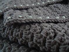 Crochet Scarf / Shawl by Hilaria Fina   https://www.facebook.com/hilaria.fina