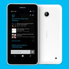 Stay up-to-date with Nokia Lumia 635 and Cortana