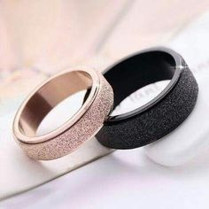 Find The Lowest Prices On Beautiful Simple Style Matting Titanium Steel His And Her Couple Rings, We'Re Proud To Show That High Quality Rings?& Necklaces & Bracelets Can Also Be?Simple Style Matting Titanium Steel His and Her Couple Rings Matching Promise Rings, Promise Rings For Couples, Couple Rings, Matching Rings, Rose Gold Promise Ring, Matching Wedding Rings, Matching Couples, Wedding Rings Simple, Diamond Engagement Rings