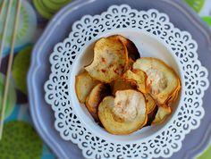 CYKORIA - domowe chipsy z cukinii