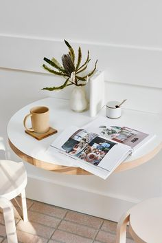 Check out professional designers/renovators Josh and Jenna Densten's latest renovation - a compact two-bedroom cottage in Melbourne. Australian Interior Design, Interior Design Awards, Cottage Renovation, Melbourne House, Two Bedroom, Elle Decor, Small Living, Home And Garden, Canning