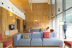 Hotel Minho renewal and expansion in Vila Nova de Cerveira, Portugal, by JP Pereira / Coletivo ,i