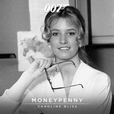 Moneypenny.