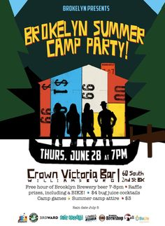 Salute Your Jorts! Adult Summer Camp party ideas