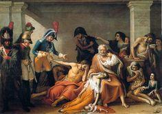 José Aparicio Inglada (Alicante, 16 de diciembre de 1773 - Madrid, 10 de mayo de 1838) fue un pintor español. Con José de Madrazo y Juan Antonio Ribera, está considerado uno de los mejores representantes de la pintura neoclásica en España. El hambre en Madrid, 1818.