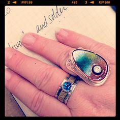 Art Jewelry Elements: Richard Salley class