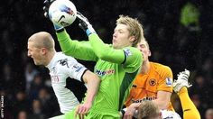 Wayne Hennessey: Wolves keeper cleared for Yeovil Town loan