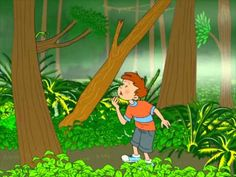 A Trip to the Rainforest - 11 minute animated video about a school trip to the rainforest in Brazil, also introduces the people who might live in the rainforest