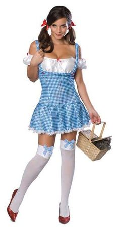 pin-up dorothy costume - Google Search