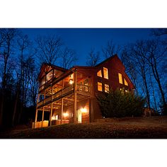 Escape to Blue Ridge Cabin