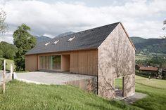 Haus Für Julia Und Björn,© Adolf Bereuter, Dornbirn