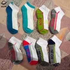 3 쌍 = 6 개/많은 2017 보트 양말 여성 남여 표준 meias 캐주얼 calcetines 패치 워크 여러 가지 빛깔의 따뜻한 가을과 겨울